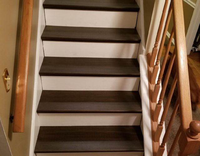 staircase installation in ephrata pa