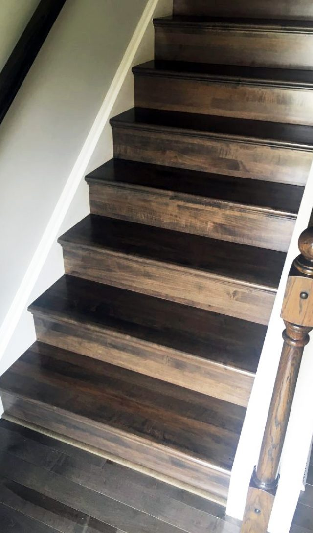 Solid-Wood Staircases